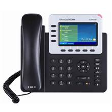 Grandstream GXP2140 4-Line Enterprise Corded IP Phone